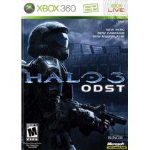 Halo 3 Odst - Dublado Em Português Br - Original Impecável