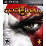 Jogo Ps3 God Of War Iii Original Lacrado