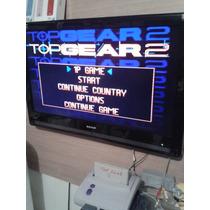 Top Gear 2 Para Super Nintendo Paralela