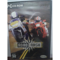 Road Rash Clássico Pc Cd-rom Original!