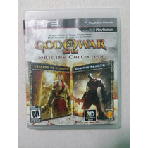 God Of War Origins Collection ( Jogo Original Ps3 )