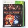 Mortal Kombat Komplete Edition + Filme (original) - Xbox 360