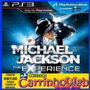 Michael Jackson The Experience Ps3 (blu-ray).,