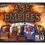 Age Of Empires 1 2 3 + Age Mythology + The Titans