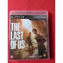 The Last Of Us 100% Portugues Ps3 M. Fisica Frete R$10