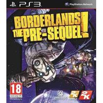 Borderlands: The Pre-sequel Ps3 - Código Psn Envio Via Email