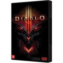 Diablo 3 Iii Português Pc Dvd Mídia Física Lacrado Blizzard