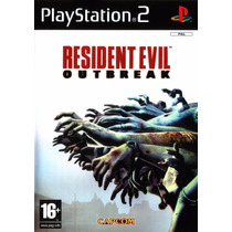 Resident Evil Outbreak Patch Play2 Aproveite