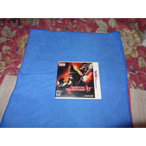 Resident Evil The Mercenaries 3d Nintendo 3ds Frete1,00 Real
