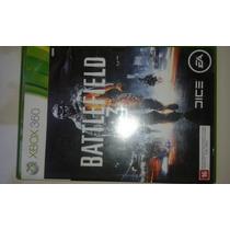 Jogo Xbox360 Batlefield 3 Original Usado