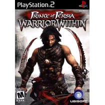 Ps2 - Prince Of Persia Warrior Within - Original