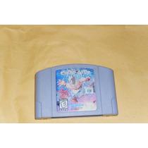 Cartucho De Nintendo 64 Charlie Blasts Territory Original
