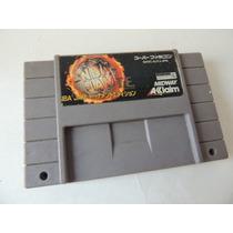 Cartucho Super Nintendo - Nba Jam - N B A J A M (sn 11)