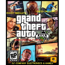Gta V 5 Ps4 Secundar Original Psn Midia Digital Playstation4