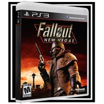 Fallout New Vegas - Ps3, Playstation Mídia Física