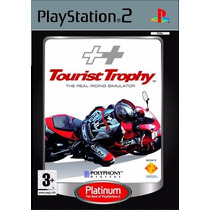 Patche Tourist Trophy Moto (gameplay2)