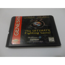 Ultimate Mortal Kombat 3 Mega Drive