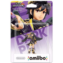 Boneco Amiibo Dark Pit Wii U 3ds Nintendo Pronta Entrega