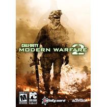 Call Of Duty Mw2 Modern Warfare 2 Pc Steam Key