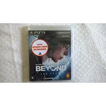 Beyond Two Souls Ps3 - Novo Lacrado