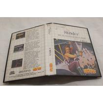 Jogo Cartucho Master System Strider - Impecável