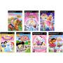 7 Patche Barbie, Princesas, Hello Kitty Disney Meninas (mod)