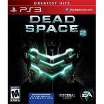 Ps3 - Dead Space 2 - Míd Fís - Lacrado - Original
