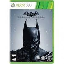 Jogo Xbox360 - Batman: Arkham Origins (original/portugues)