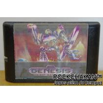 Cyborg Justice - Cart. Fita - Jogo - Mega Drive Sega Genesis