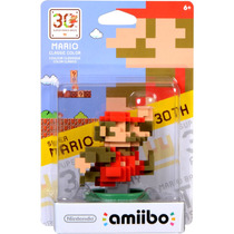 Amiibo Mario Classic Red Nintendo Wiiu 3ds 2ds Mario Maker