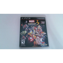 Marvel Vs Capcom 3 Ps3 Fate Two Worlds Semi-novo