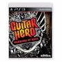 Guitar Hero Warriors Of Rock - Ps3 - Lacrado Original
