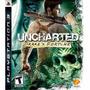 Uncharted 1 Drakes Fortune - Ps3 - Português - Mídia Física
