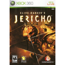 Jogo Clive Barker Jericho Ntsc Original Xbox 360 Menor Preço