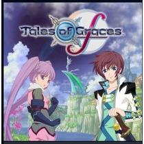 Tales Of Graces F Jogos Ps3 Código Psn