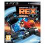 Jogo Generator Rex Agent Of Providence Ps3 - Novo E Lacrado