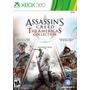 Assassin´s Creed: The Americas Collection - Xbox 360 - Novo!