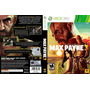 Max Payne 3 - Xbox 360 - Usado - Frete Incluso