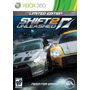 Jogo Xbox 360 Need For Speed Shift 2 Unleashed