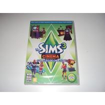 The Sims 3 Expansão Cinema Original Lacrado Pc