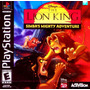 The Lion King Simbas Mighty Adventure Playstation 1