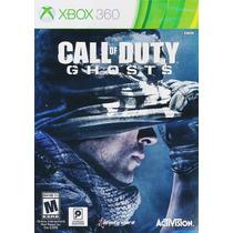 Call Of Duty: Ghosts (em Português) - Xbox 360 / X360