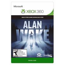 Alan Wake - Xbox 360 / Xbox One - Codigo 25 Digitos