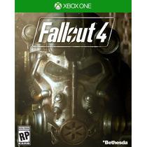Fallout 4 Xbox One Pre Venda Midia Fisica Novo
