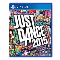 Just Dance 2015 - Ps4 - Lacrado - Em Português