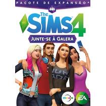 The Sims 4 Junte-se À Galera - Frete Grátis