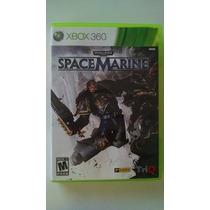 Jogo Space Marine Xbox 360 Original Semi Novo