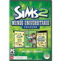 Jogo Pc The Sims 2 Mundo Universitario Colecao Midia Fisica