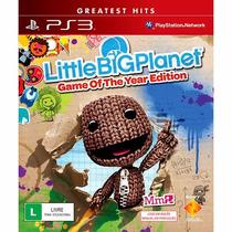 Little Big Planet Jogo Ps3 Original Usado