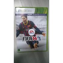 Fifa 2014 Xbox 360 Usado